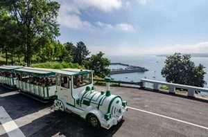 tren verde-Hondarribia