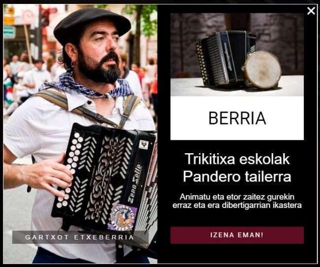 trikitixa y pandero_skola musik_irun