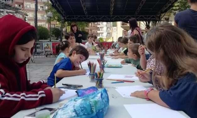 Concurso de dibujo infantil de la Asociación Amigos de los Faros de Euskadi
