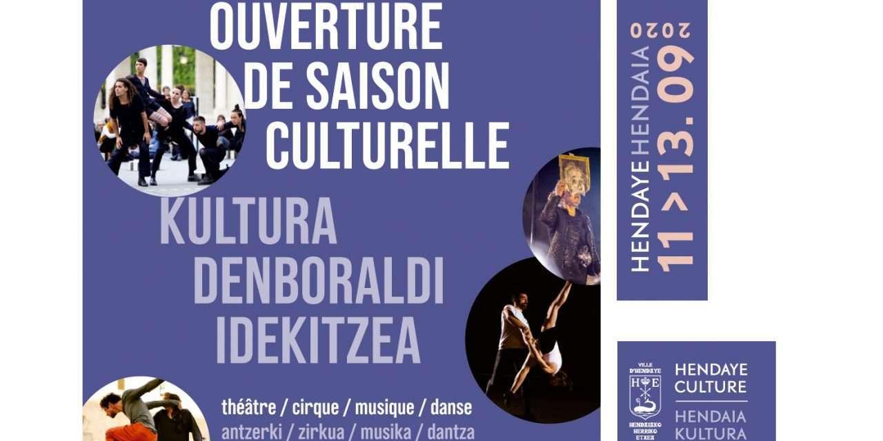 Teatro, danza y circo este fin de semana en Hendaia