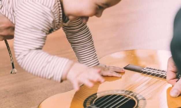 Lalala Soinu Gela, conciertos para bebés