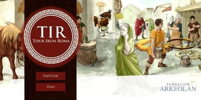 TIR-Irun romano-Irun