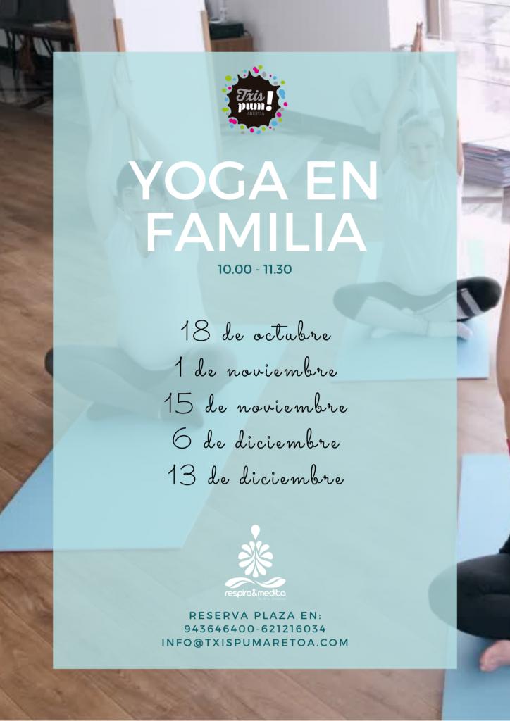 YOGA EN FAMILIA-txispum_Hondarribia