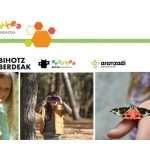 Bihotz Berdeak : programa de Kutxa para acercar a los jóvenes a la naturaleza