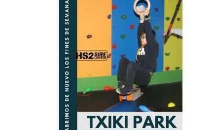 Este fin de semana se inaugura el txiki park de hs2 surf center