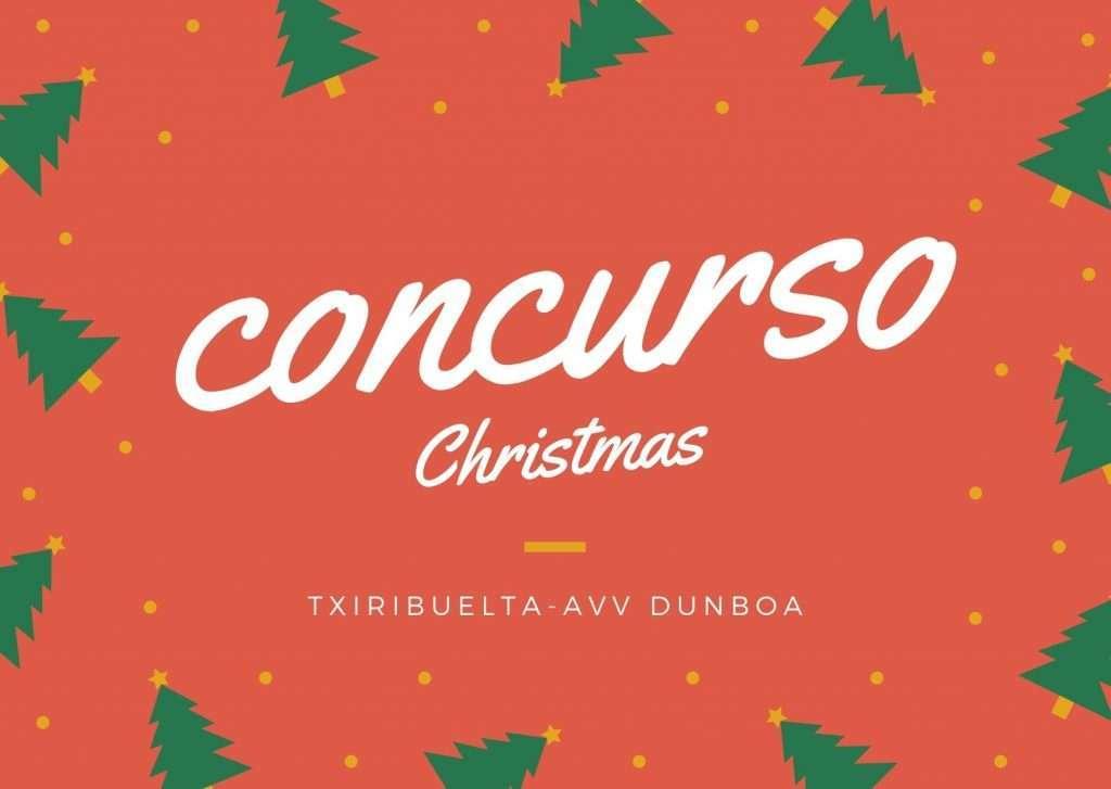 concurso Christmas-navidad_txiribuelta_Hondarribia