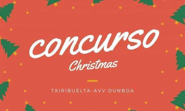 Concurso Christmas 2020