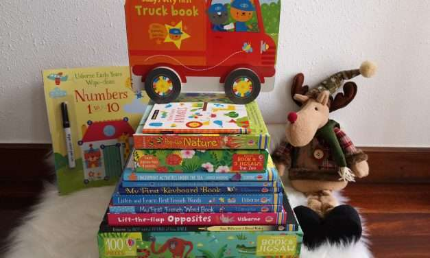 My Extraordinary Books de usborne, libros didácticos e interactivos para niños en inglés