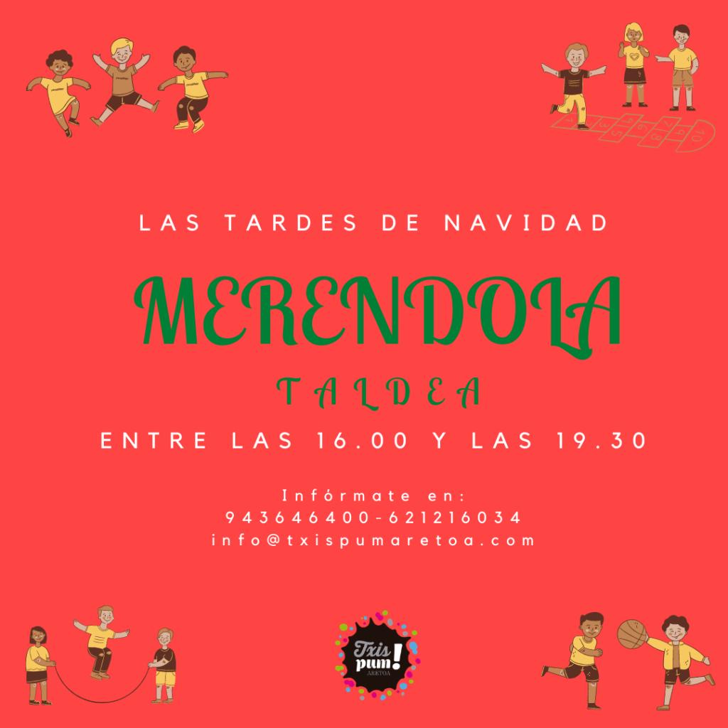 MERENDOLA TALDEA-txispum_Hondarribia