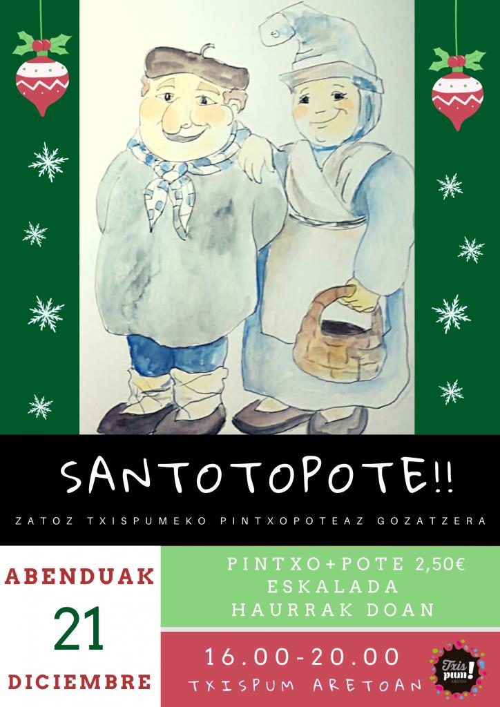 SANTOTOPOTE_TXISPUM_HONDARRIBIA