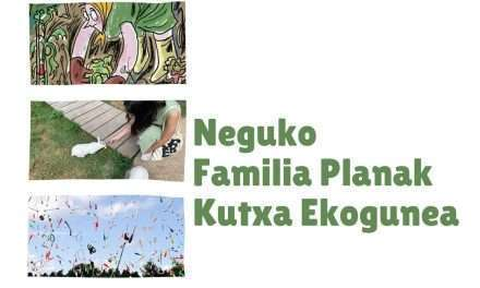 Actividades en Navidad en Kutxa Ekogunea