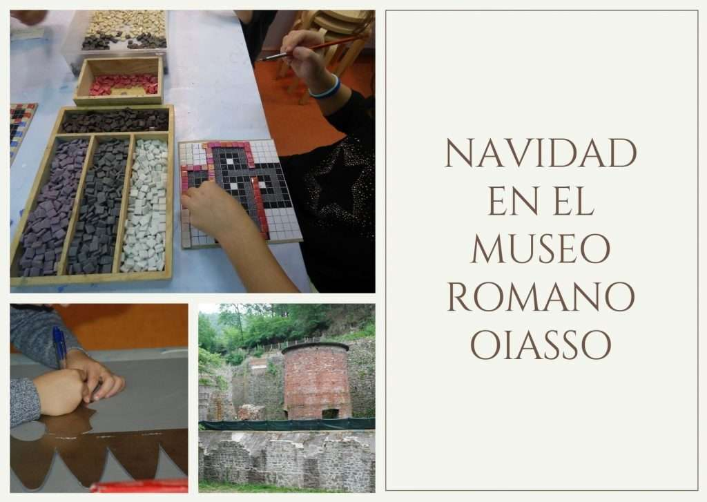navidad en el museo Romano Oiasso_Irun