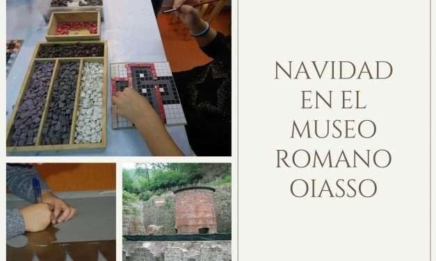 Navidad en el museo romano oiasso de irun
