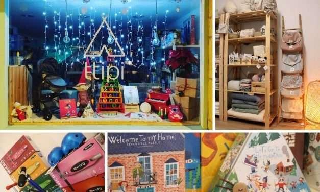 Ttipi Store, espacio de crianza sostenible en Irun