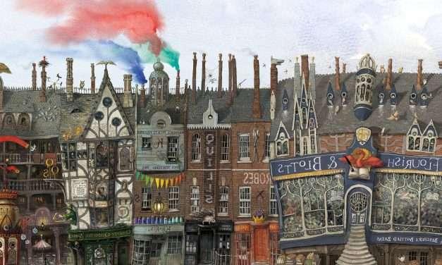 Viaje a Hogwarts en la semana mágica de Harry Potter