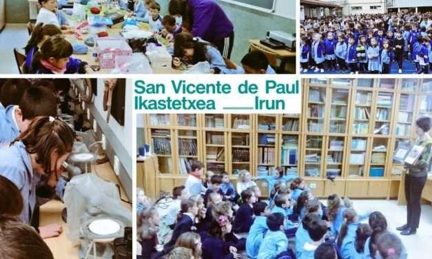 San Vicente de Paul Ikastetxea : Pre-matrícula abierta 2021-2022