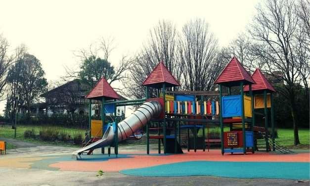 Parque de Soroxarta en Irun