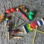 Puertas abiertas taller Educación Musical Temprana en el Coro Ametsa de Irun