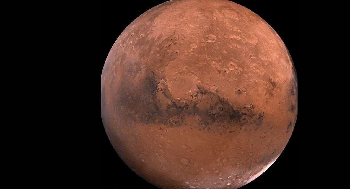 ¿Os gustaría enviar vuestro nombre a Marte?