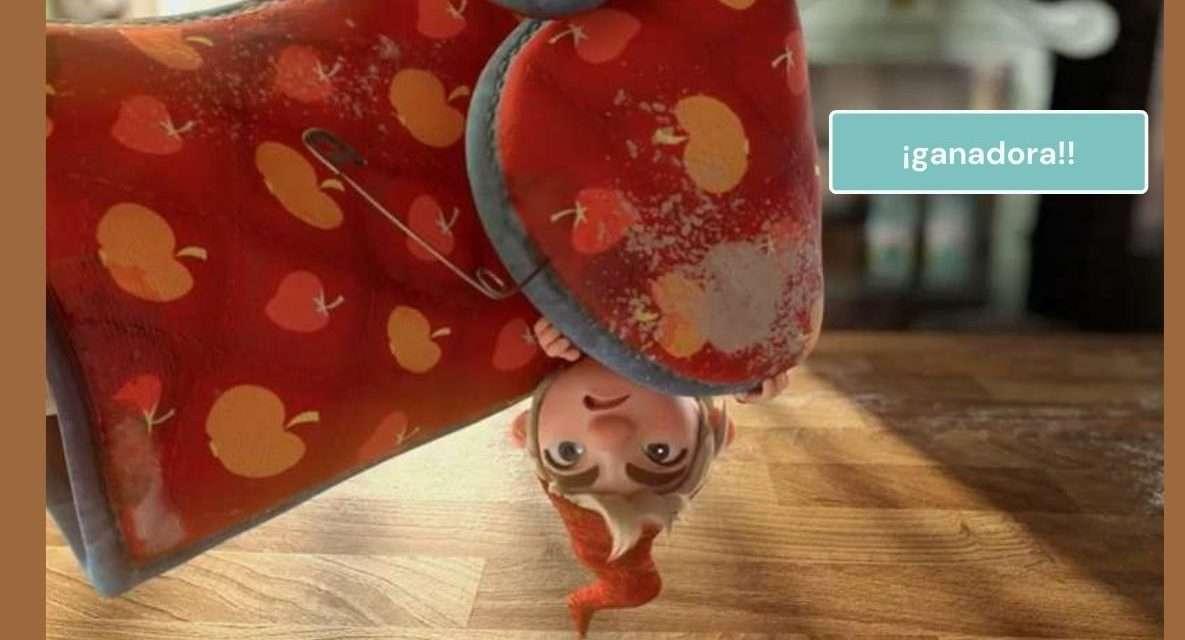 Ganadora de entradas para el cine familiar «Elfkinak» en Hondarribia