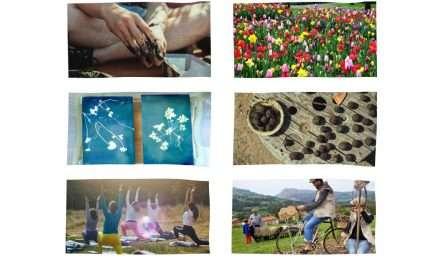 Kutxa Ekogunea : actividades en familia y en plena naturaleza para Semana Santa