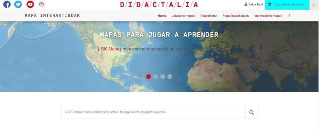 mapas_interactivos_euskera