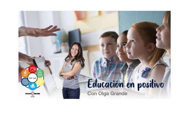 Nueva entrega: Podcast ' Educación en positivo '