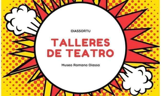 Talleres de teatro para niños en el Museo Romano oiasso