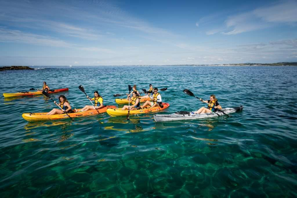 kayak basque country_Hondarribia