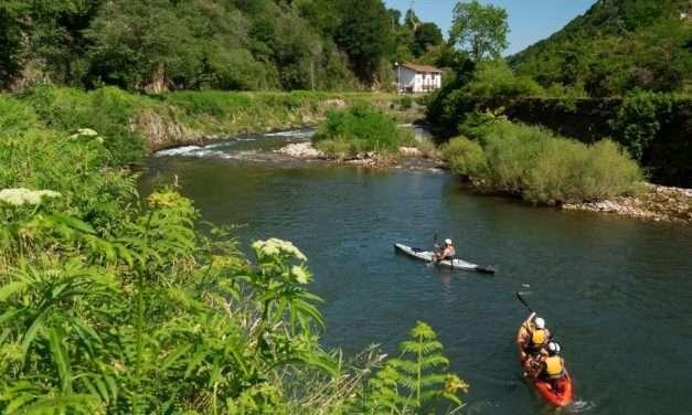 Excursiones con Kayak basque country