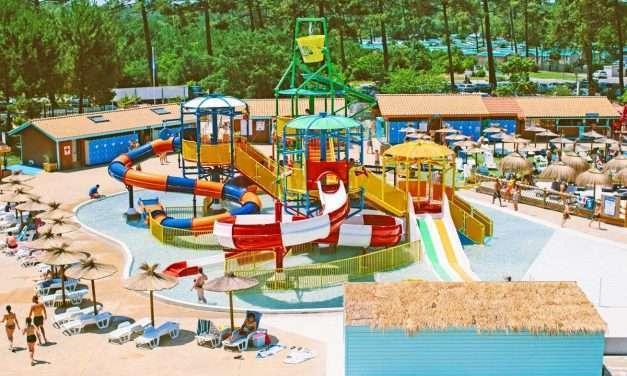 Aquatic Landes en Labenne : el parque acuático a 50 minutos de la comarca