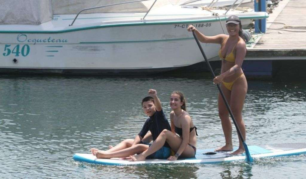 Stand Up Paddle Surf -hs2-Hondarribia