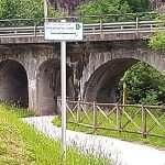 Paseo por la Vía Verde del Bidasoa desde Irun hasta Bera de Bidasoa