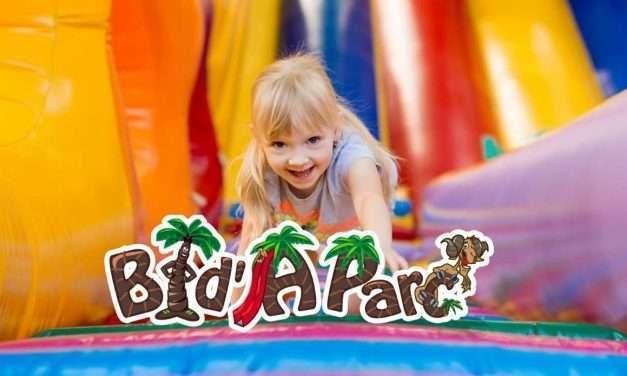 Bidaparc parque para familias en Bidart