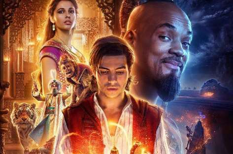 "Cine ""Aladdin""-Irun"
