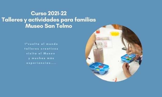 Actividades para familias en el Museo San Telmo de Donostia San Sebastián