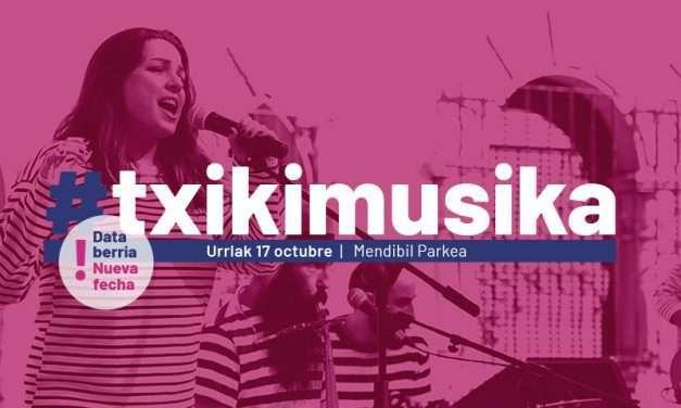 Este domingo 17, Girabira Txikimusika en Mendibil, ¡ con los Beatles !