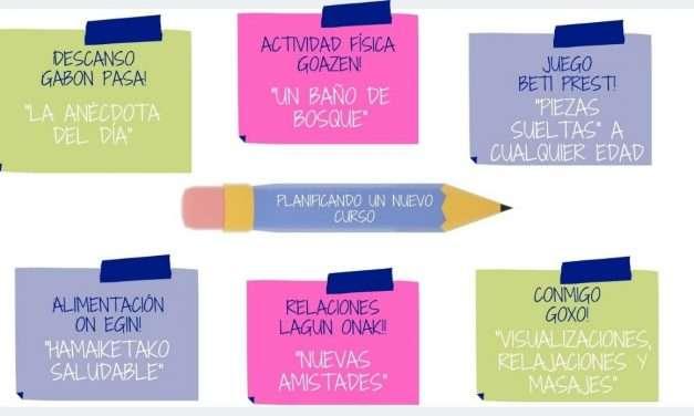 Raíces y alas: «Kit de esenciales para un nuevo curso»